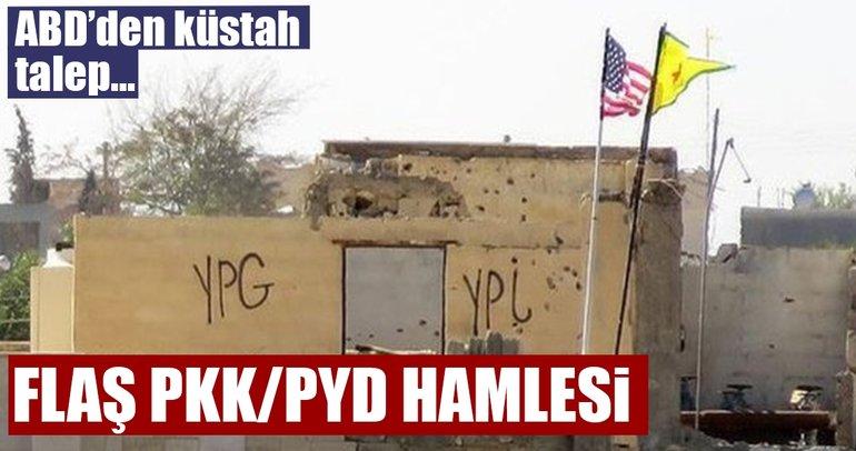 Son dakika: Pentagon'dan PKK/PYD hamlesi!