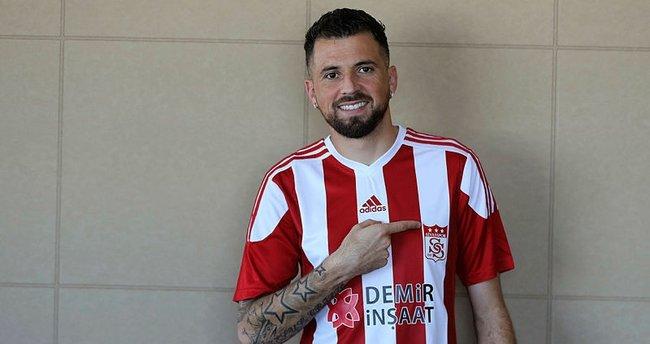 Brezilyalı Claudemir Sivasspor'da kalacak!