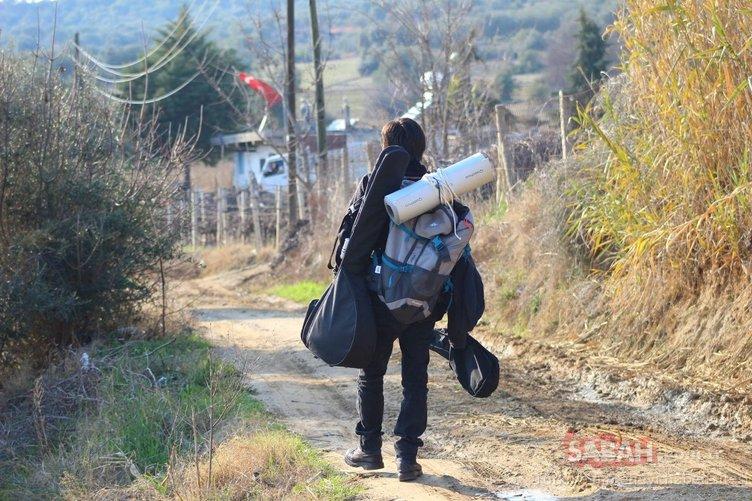 """Mehmet Günay Eser """"Meslek hayatım boyunca köylerde çalışmak istiyorum"""""""