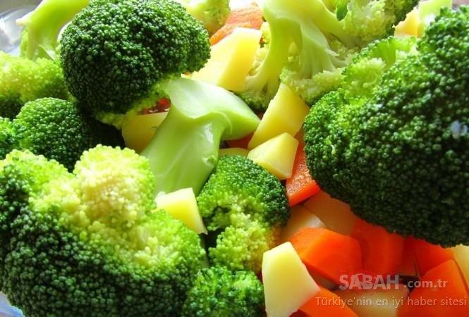 Bu besinleri tüketenlerin saçları daha güçlü!