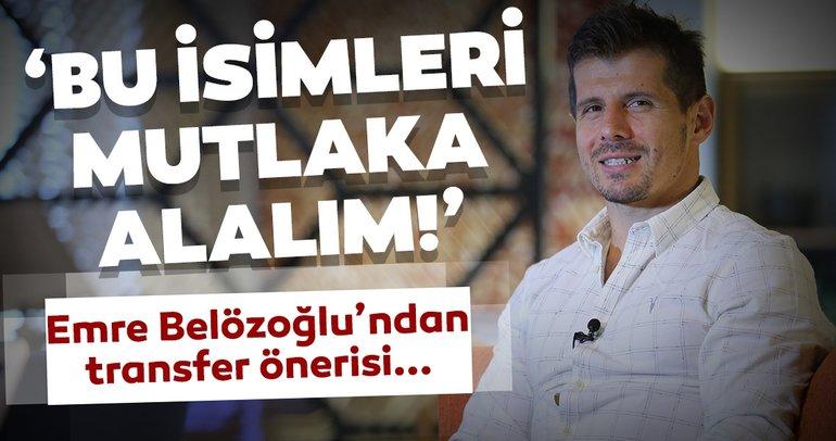 Fenerbahçe transfer haberleri: Emre Belözoğlu, 2 futbolcuyu 'alalım' dedi