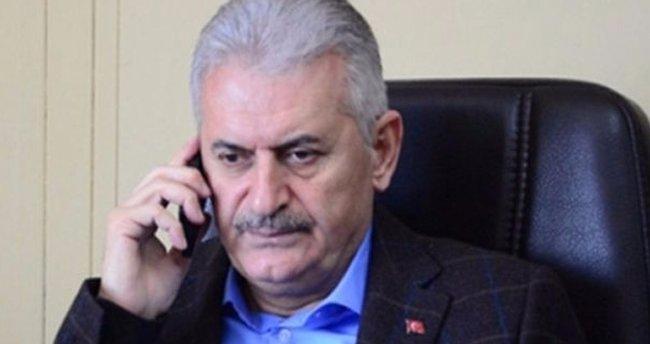 Başbakan Yıldırım'dan Deryan Aktert'in ailesine telefon
