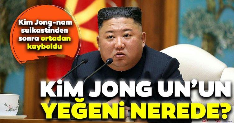Kim Jong Un'un kardeşi Kim Jong Nam suikastından sonra ortadan kayboldu! Kim Jong Un'un yeğeni nerede?