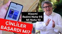 Çinli Xiaomi'nin fiyat performans sırrıne? Redmi Note 9, Redmi Note 9S, Redmi Note 9 Pro - Mi Note 10 özellikleri inceleme... | Video