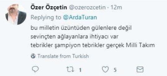 Ampute Milli Takımı'nı tebrik eden Arda Turan'a tepki!