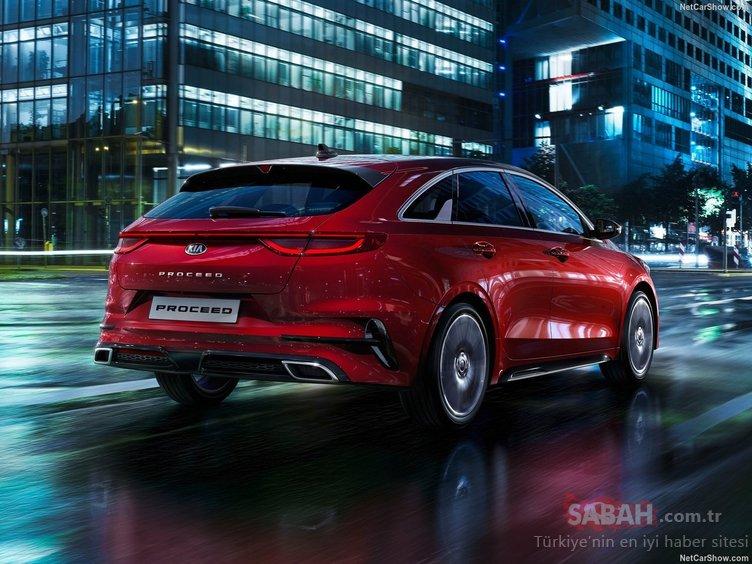 İşte karşınızda 2019 Kia ProCeed ve 2019 Kia Ceed GT