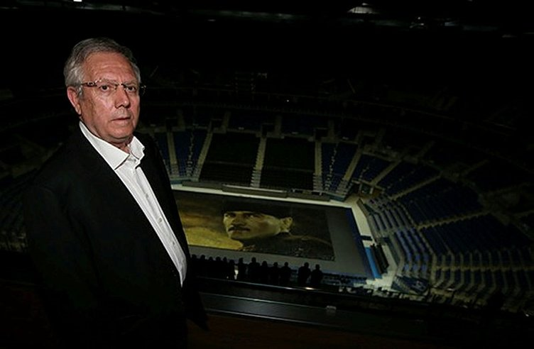 Fenerbahçe'den muhteşem Atatürk portesi
