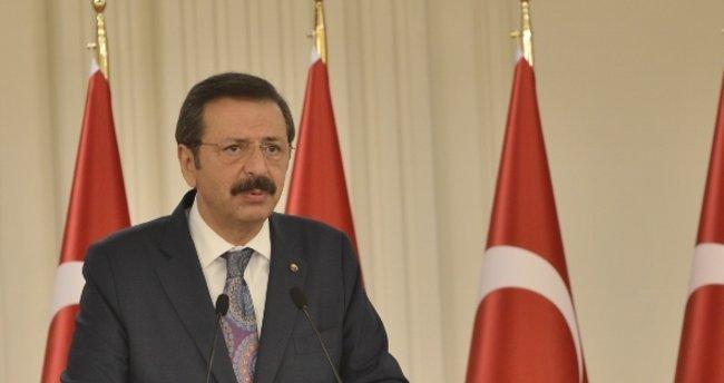 Türk-Arap odası kuruluyor