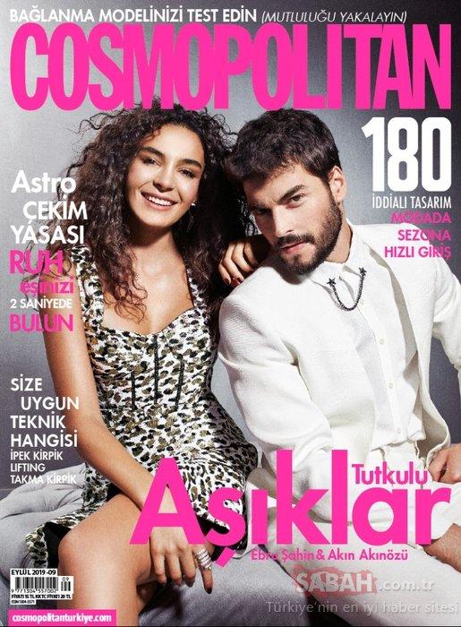 Hercai'nin tutkulu aşıkları Miran ve Reyyan'dan hayranlarına samimi açıklamalar! İşte ünlü oyuncular Ebru Şahin ve Akın Akınözü'nün bilinmeyenleri...