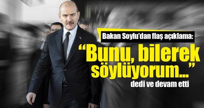 İçişleri Bakanı Soylu Adana'da