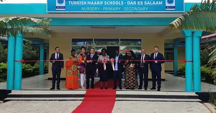 Tanzanya'ya yeni okul