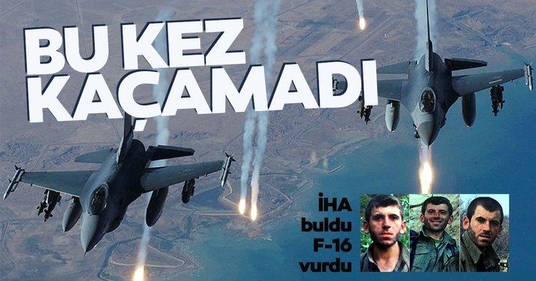 O hain PKK'lı öldürüldü