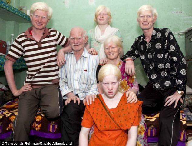 Hindistan'ın en garip ailesi