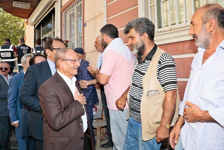 HDP önündeki eylemde 10'uncu gün! Aşiret liderlerinden ziyaret