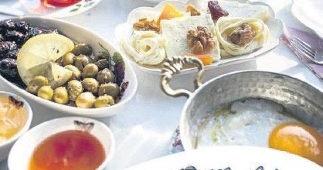 Kahvaltının keyfi MaviBahçe'de çıkar