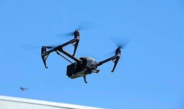 Drone tarafından tespit edildi!