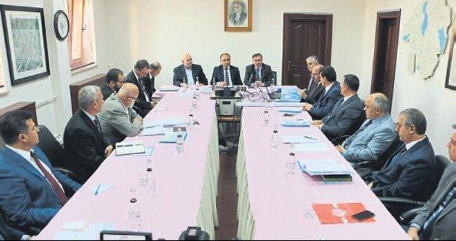 Kış turizmi için Davraz toplantısı gerçekleştirildi