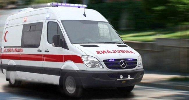 Manisa'da Abi Kardeş Kavgası Kanlı Bitti Abisini 4 Yerinden Bıçakladı