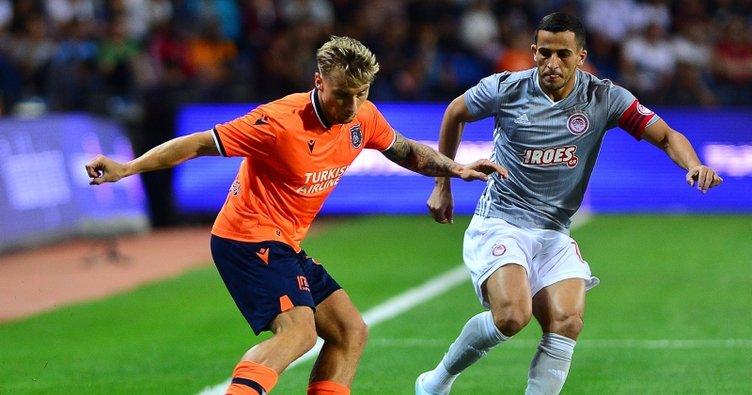 UEFA Şampiyonlar Ligi: Medipol Başakşehir turu zora soktu