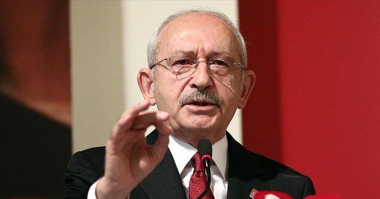 CHP lideri Kemal Kılıçdaroğlu'ndan inciler