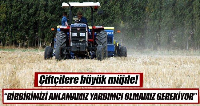 Gaziantep Büyükşehir Belediyesi'nden çiftiye destek müjdesi