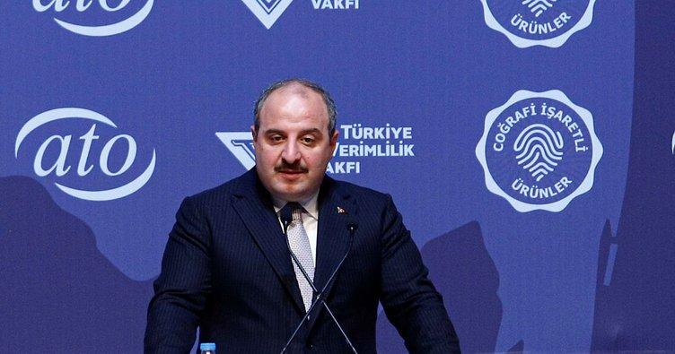 Sanayi ve Teknoloji Bakanı Mustafa Varank: Milli Teknoloji Hamlesi yönümüzü belirleyecek