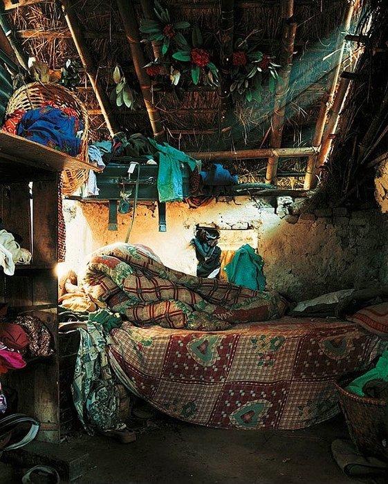 Tüm Dünyadan 18 Çocuğun Yatak Odası