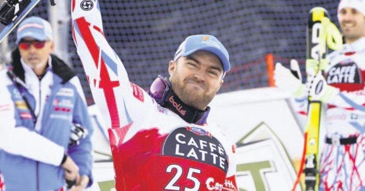 Antrenmanda kaza yapan kayakçı öldü