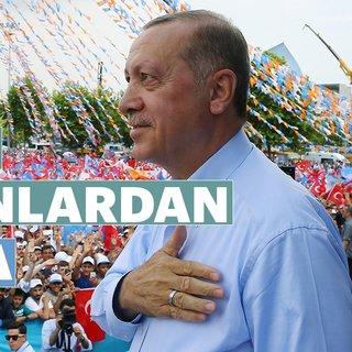 Malezyalı müslümanlardan Erdoğan'a destek programı