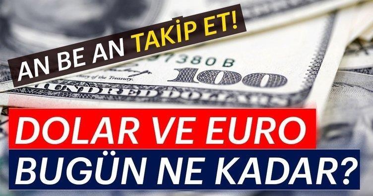 Dolar ve euro bugün ne kadar? Güncel piyasalarda döviz kurları alış satış fiyatı...