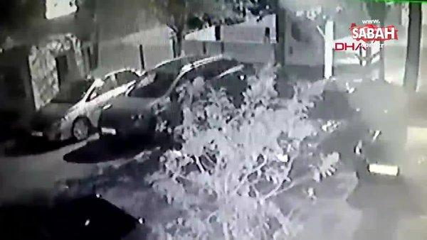 İstanbul Beylikdüzü'nde cinayet zanlısının eski karısını ve arkadaşını vurma anı görüntüleri ortaya çıktı