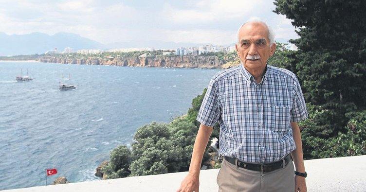 Antalya'nın tarihi istemezükçü dolu