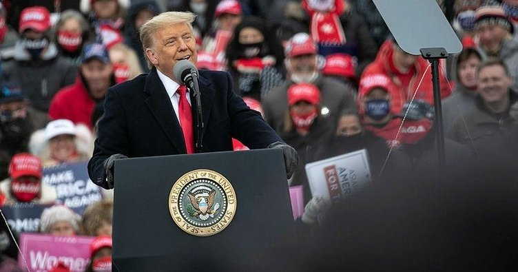 Trump son 3 günde 14 miting düzenleyecek