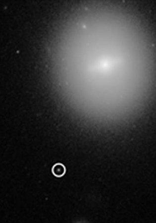 Orta büyüklükte bir kara deliğin en güçlü kanıtı keşfedildi
