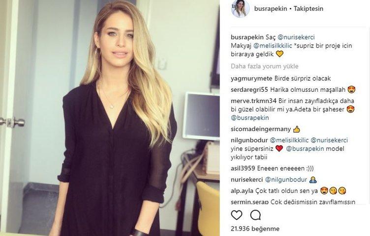 Ünlü isimlerin Instagram paylaşımları 21.09.2017
