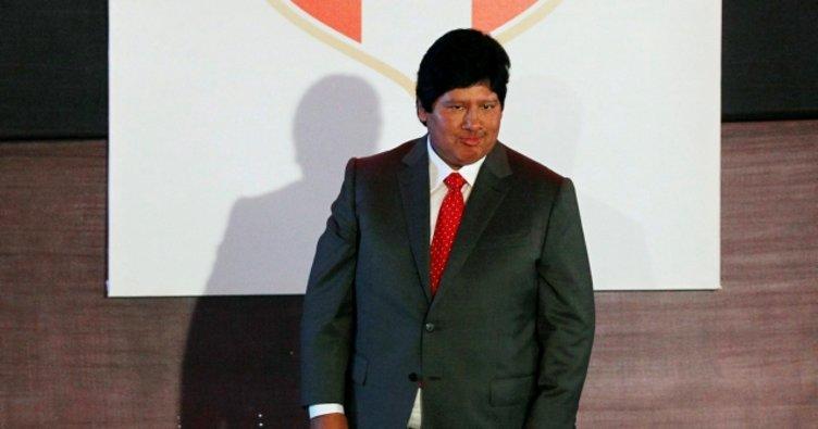 Peru Futbol Federasyonu Başkanı Oviedo gözaltına alındı