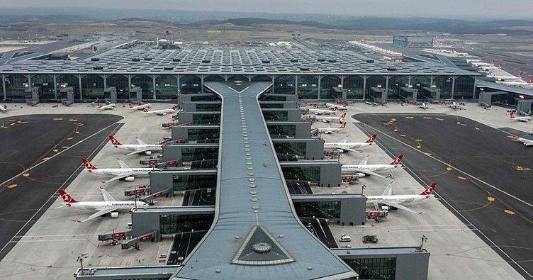 İstanbul Havalimanı otoparkı 15 Nisan'a kadar ücretsiz olacak!