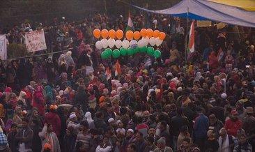Hindistan'da Vatandaşlık Yasası'na karşıtı protestolar sürüyor