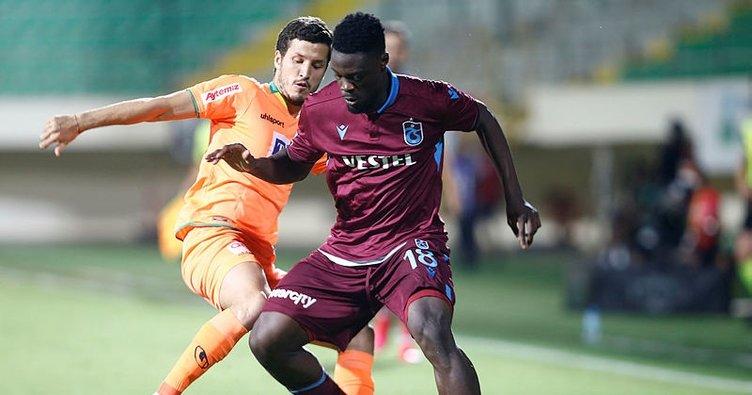 Trabzonspor - Alanyaspor finalinde düdük Ali Palabıyık'ın!