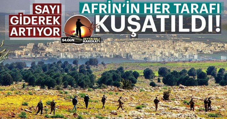 Afrin'de son dakika! İşte TSK'dan gelen yeni açıklama