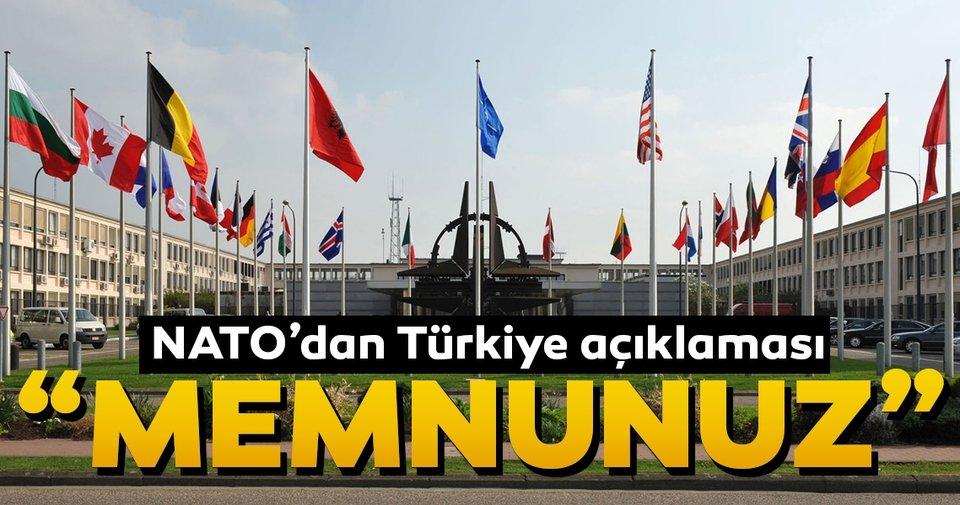 Son Dakika: NATO'dan Türkiye açıklaması! İşte detaylar...