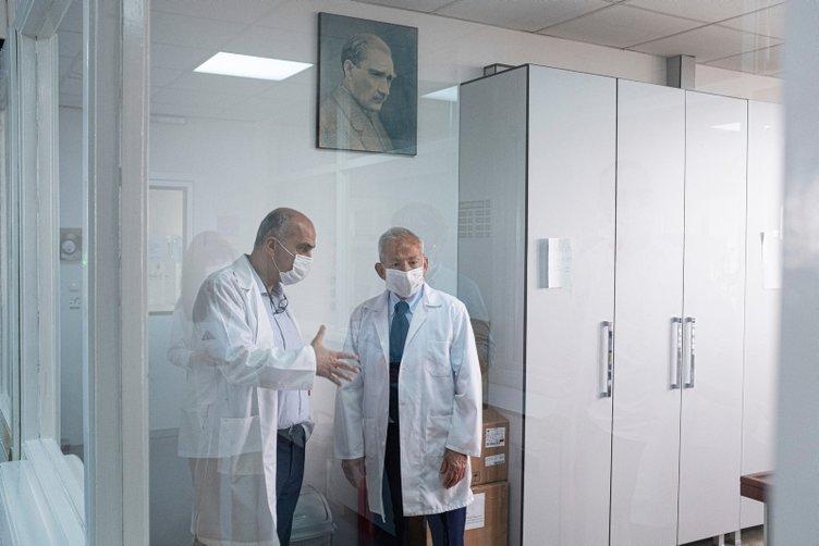 Başkan Erdoğan duyurmuştu! Koronavirüs tedavisinde sevindiren gelişme