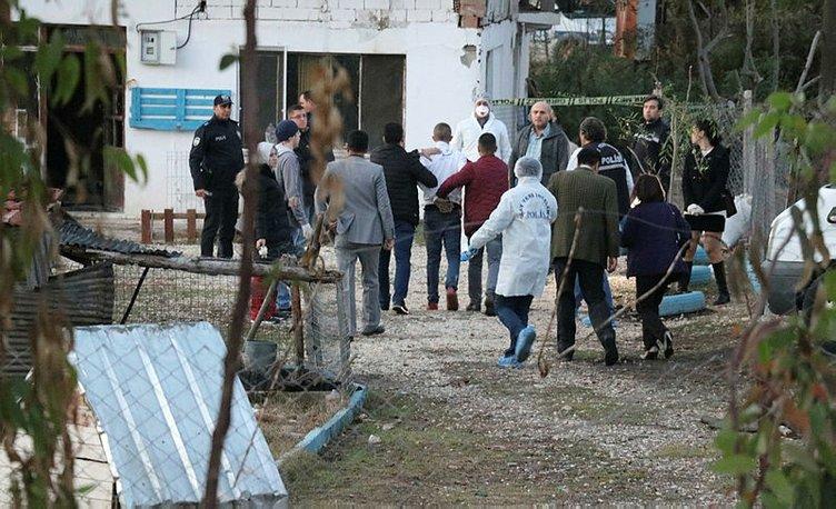 Acil tıp teknisyeni öldürdüğü kişiyi köpek çiftliğine gömerken yakalandı