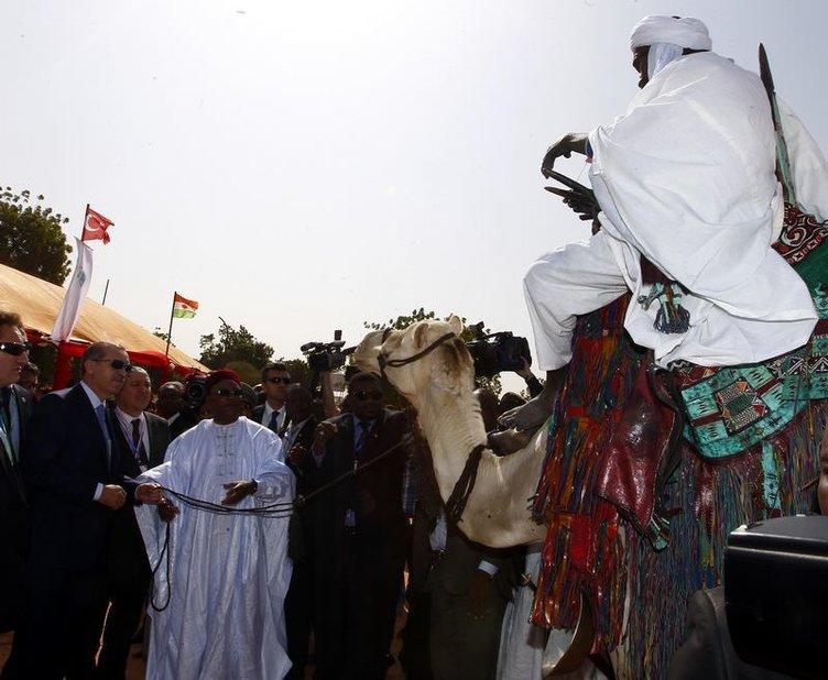 Başbakan Erdoğan Afrika'da