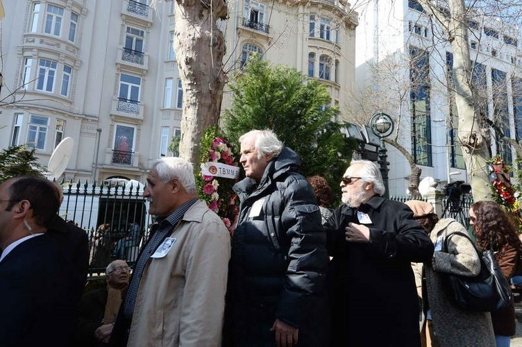 Yaşar Kemal son yolculuğuna uğurlandı