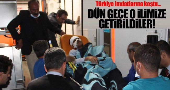Musul'da yaralanan IKBY mensupları Türkiye'de tedavi ediliyor
