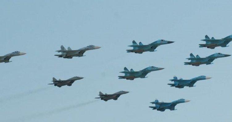 Suriye'deki hava operasyonlarını askıya aldılar!