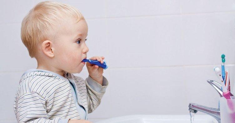 Diş gelişim döneminde onu çürüklerden koruyun!