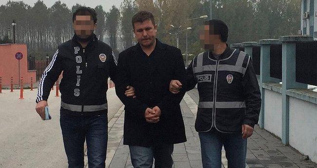 Zaman ve Cihan'ın eski temsilcisi tutuklandı