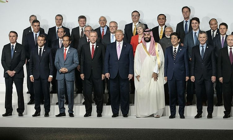 Başkan Erdoğan'dan G-20 Zirvesinde önemli temaslar